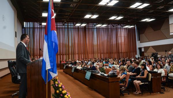 En La Habana XI Encuentro Internacional de Contabilidad, Auditoría y Finanzas (+Audio)