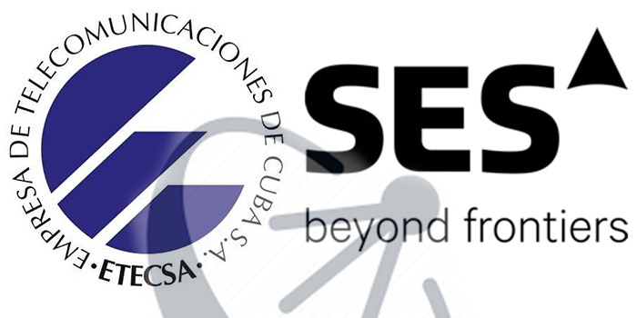 ETECSA, y la compañía SES Networks de Luxemburgo firmaron un acuerdo para servicios de capacidad satelital