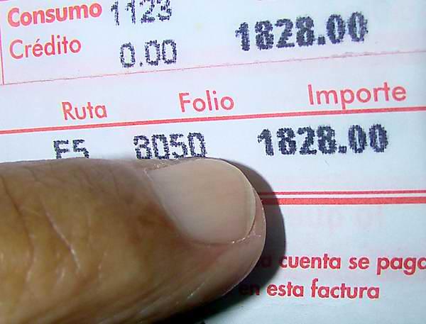 Obligatorio en La Habana pago de la factura eléctrica a los 10 días de su notificación