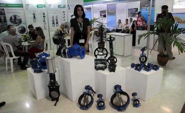 Soluciones tecnológicas de avanzada en convención Cubagua 2015