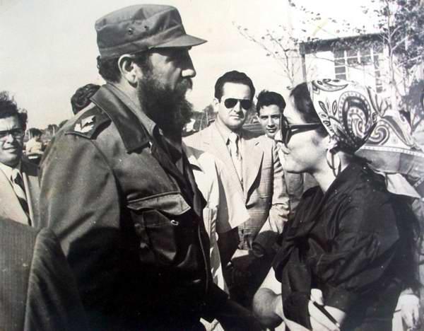 Cienfuegos recuerda a Fidel con el dolor por su fallecimiento