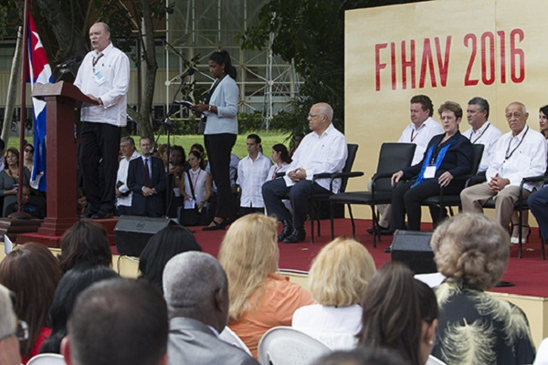 Comienza Feria Internacional de La Habana FIHAV 2016 (+Audio y Fotos)