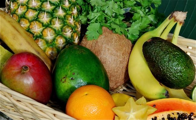 Adolescencia, frutas y cáncer de mama