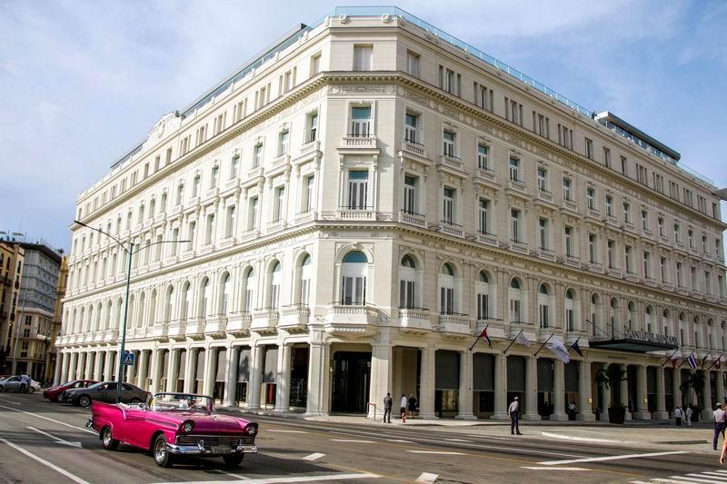 Hotel Manzana Kempinski: the most luxurious hotel in Cuba