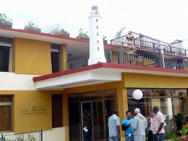 Hotel Faro de Maisí reanuda sus servicios