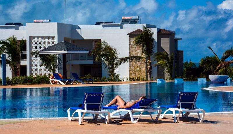 Con nuevas habitaciones inicia temporada alta de turismo en Jardines del Rey