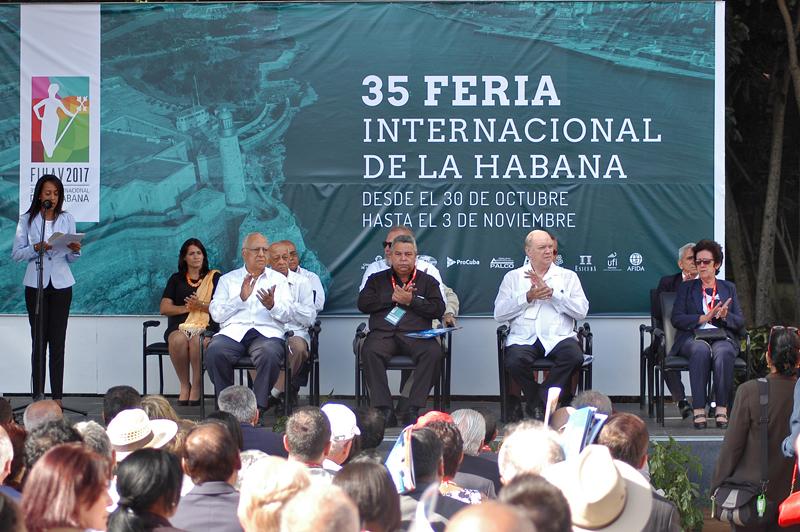The recent XXXV International Fair of Havana
