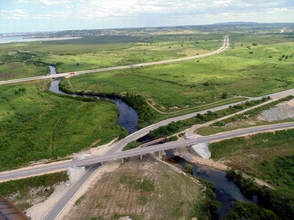 """""""Hay acceso ferroviario, hay accesos viales, por tanto, se puede conectar al resto del país"""""""