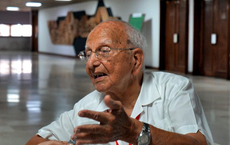 Joaquín Infante, Asesor de la ANEC y delegado al evento