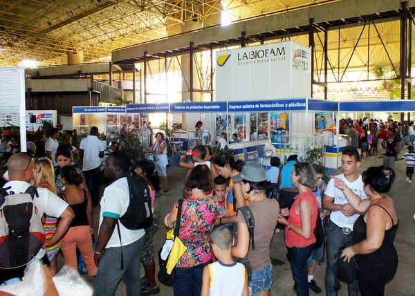 Acoge Expocuba quinta edición de la Expoferia de La Habana