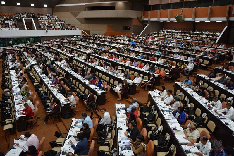 Aprueba Parlamento cubano presupuesto estatal de año 2018