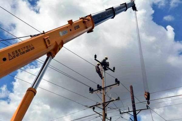 Interconectado Sistema Electroenergético Nacional cubano tras daños del huracán Irma