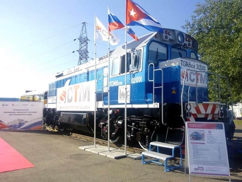 Ayuda rusa es vital en desarrollo del transporte en Cuba