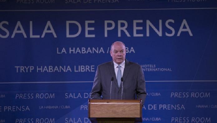 Reitera Cuba disposición de comerciar con Estados Unidos