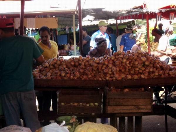 Anuncian medidas para ordenar la comercializaci�n de productos agr�colas (+Precios)