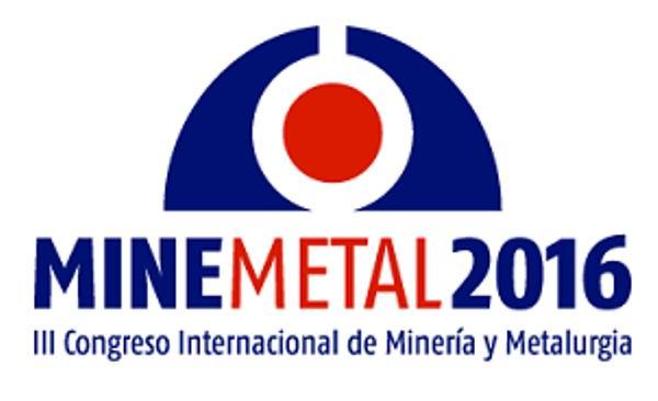 Realizar�n III Congreso de Miner�a y Metalurgia, Minemetal 2016