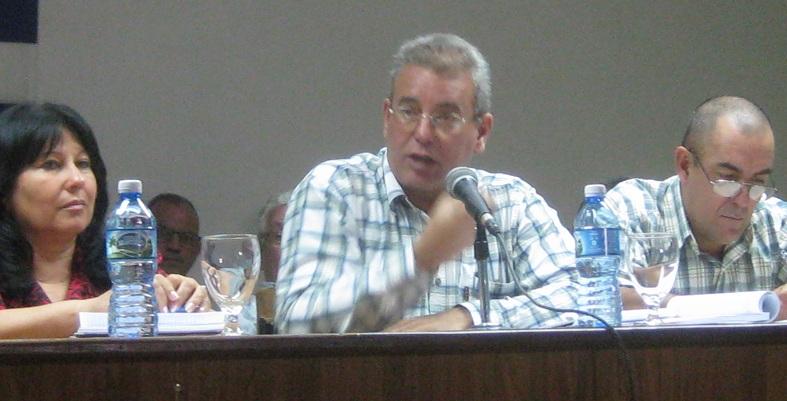 Ministro de la agricultura de Cuba evaluó aseguramiento del plan para 2018 (+Audio y Fotos)