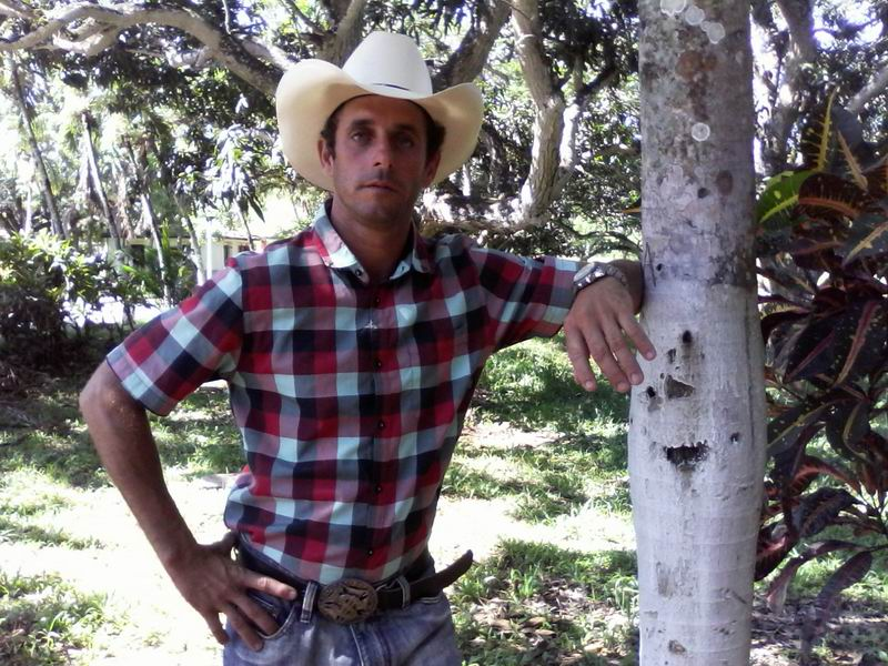 Armando, ganadero siempre (+Audio)
