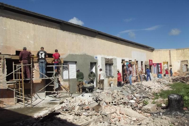Sí se puede, recuperación en Camagüey (+Audio y fotos)