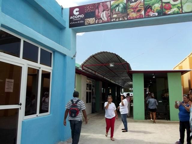 Nuevo Mercado Agropecuario Integral en Camagüey . Foto: Miozotis Fabelo Pinares.
