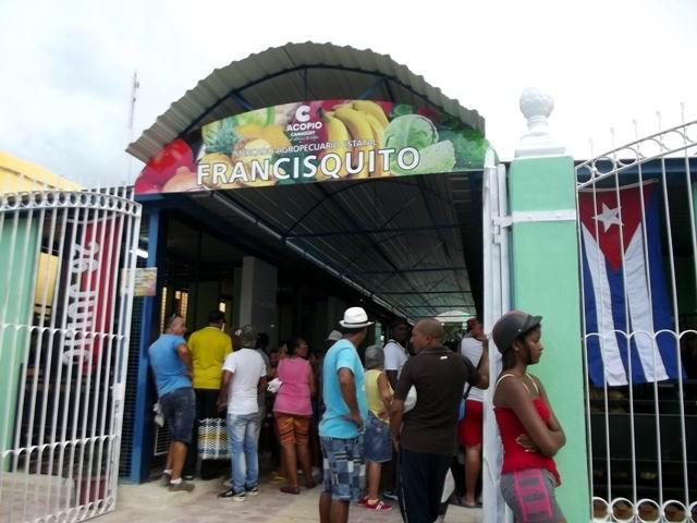 Nuevo Mercado Agropecuario Integral en Camagüey. Foto:Miozotis Fabelo Pinares