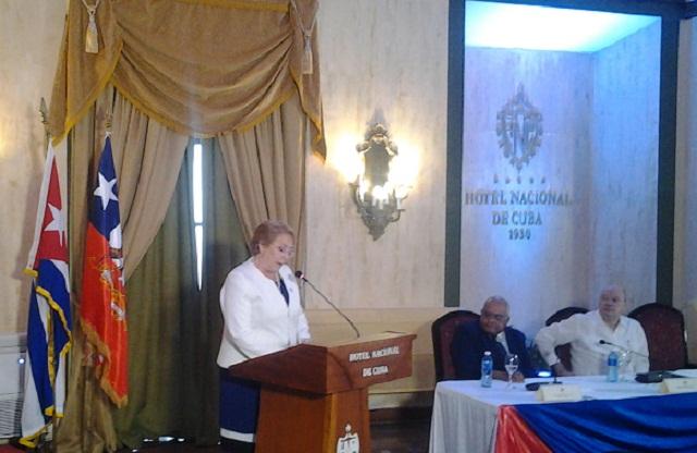 En La Habana foro de negocios Cuba-Chile (+Audio)