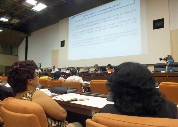 Cuba se debate en comisiones parlamentarias (+Audio)
