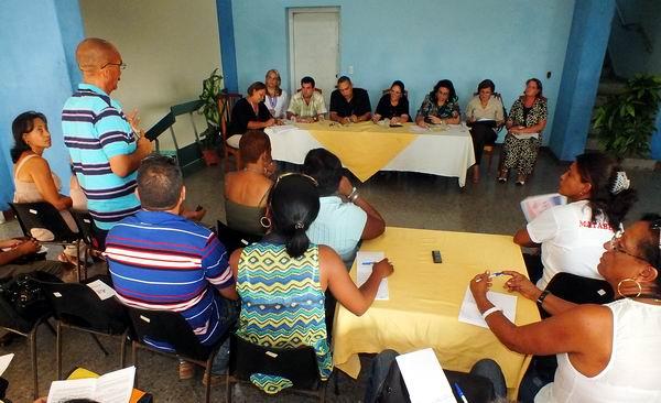 Primera Conferencia Nacional de la Asociación Nacional de Innovadores y Racionalizadores (ANIR). Foto: Abel Rojas Barallobre