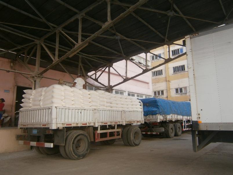 Garantiza Cuba la harina de trigo para el consumo social