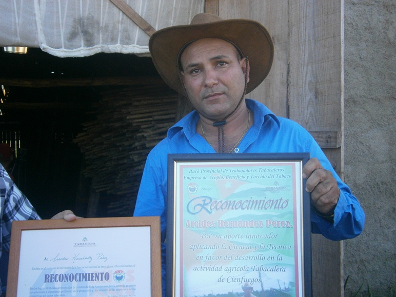 The Innovative Covered Tobacco for Climate Change in Cienfuegos