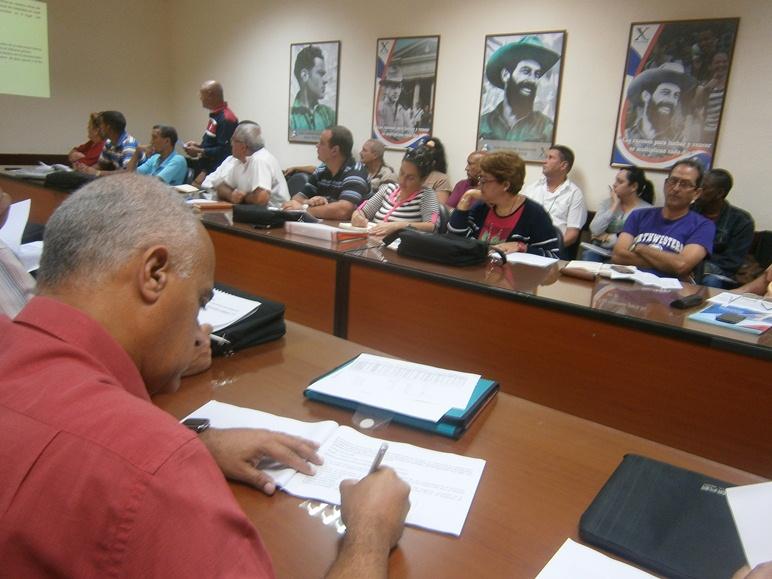 Reconoce Quintas Solá recuperación del huracán Irma en Cienfuegos