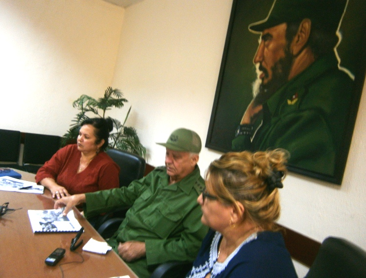 Quintas Solá valora excelente recuperación del huracán en Cienfuegos