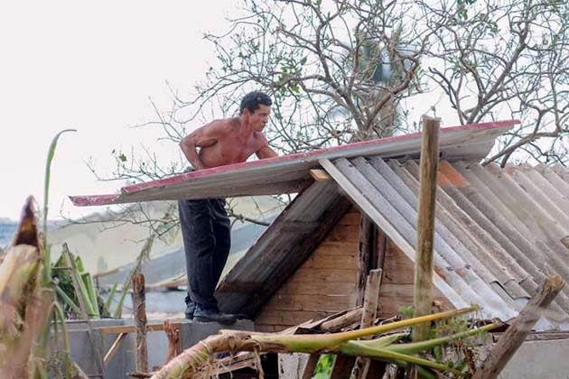 Recuperadas más de 200 viviendas en Maisí con apoyo de Venezuela