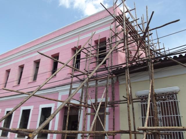 Impulsan obras por  el 26 de Julio en Camagüey
