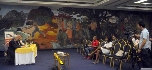 En La Habana Reuni�n de Turismo para las Am�ricas