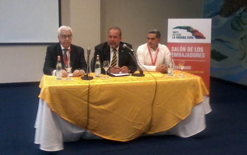 Comisi�n para las Am�ricas de turismo aprueba declaraci�n de solidaridad con Ecuador (+Audio)