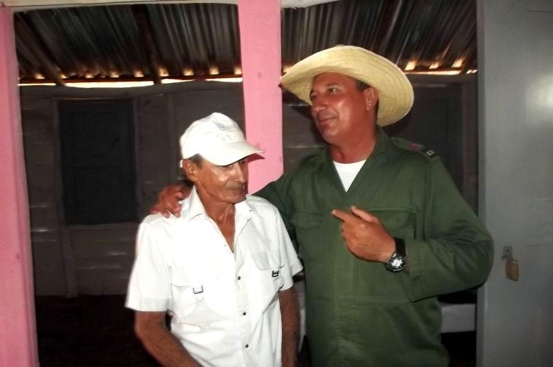 Rigoberto Vento agradece el apoyo del Consejo de Defensa provincial de Camagüey.