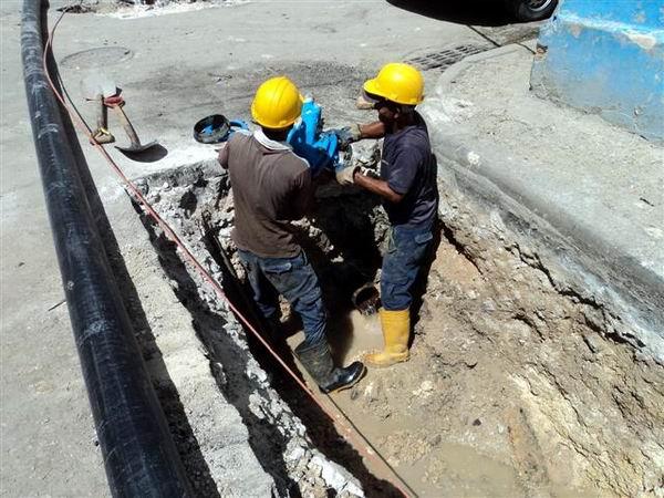 Realiza Cuba importantes inversiones en su infraestructura hidráulica