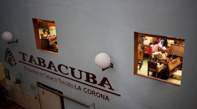 Grupo Tabacuba construye f�brica de cigarrillos para exportaci�n en el Mariel