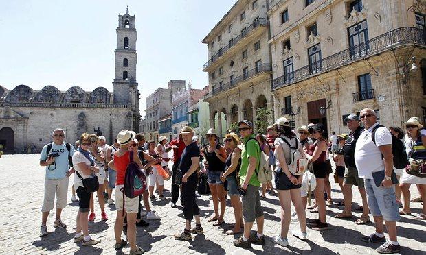 Cuba llegó a 2 millones de turistas en lo que va de año
