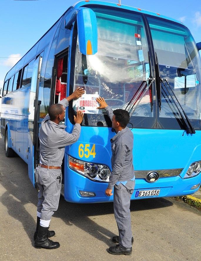 Solidaridad y recuperación desde Mayabeque