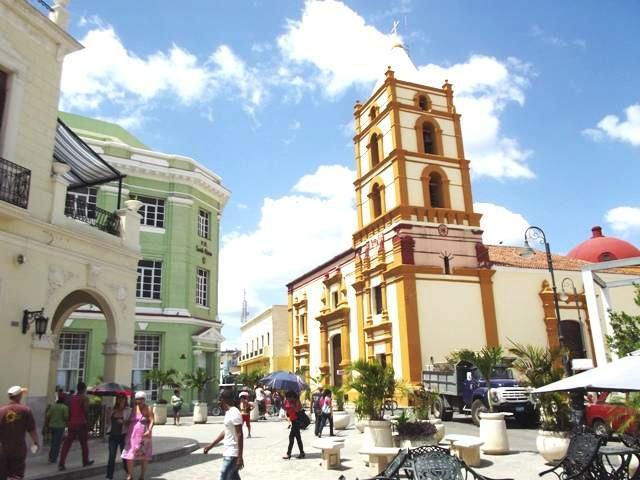 Crece el turismo en la ciudad de Camagüey