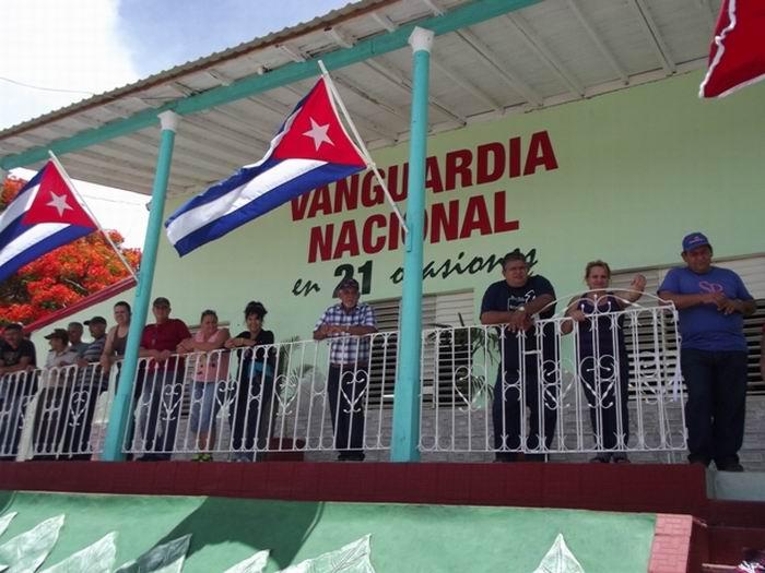 Tabacaleros de Taguasco en 26. Foto: Miozotis Fabelo