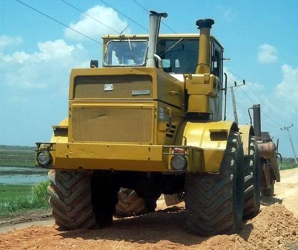 Ejecutan proyectos de desarrollo agrícola. Foto Juan Manuel Olivares Chávez
