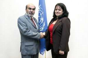 Reitera Cuba voluntad de cooperar en materia agrícola con países necesitados