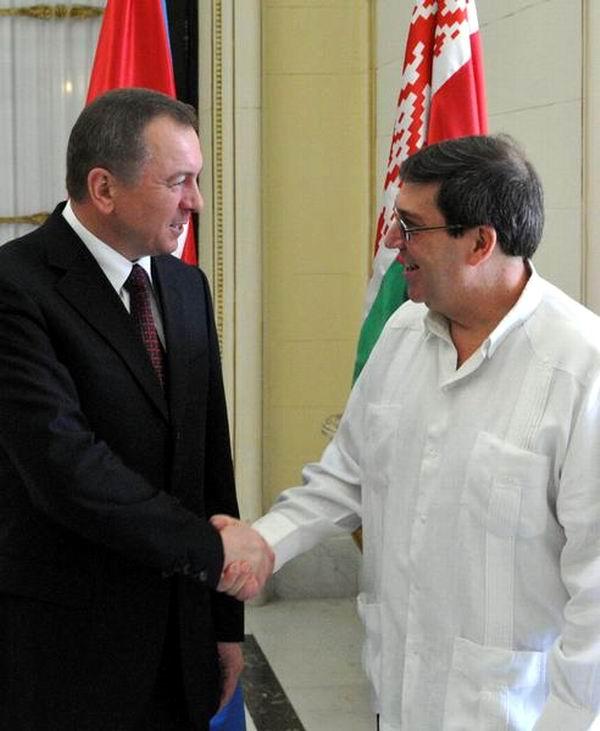Cuba et la Biélorussie renforceront leurs relations commerciales