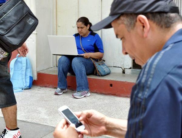 Extender�n a todos los municipios zonas Wifi en Sancti Sp�ritus (+Audio)