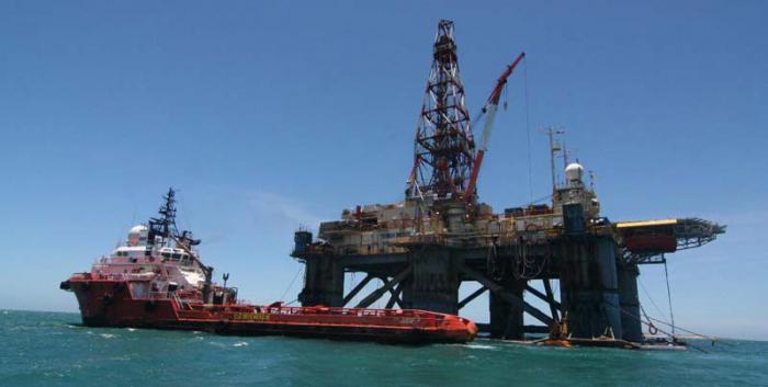 Traces of Oil Found in Cuban Exclusive Economic Zone