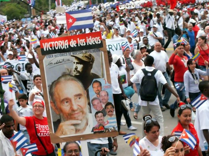 La clase obrera cubana tiene contundentes razones para festejar con alegría el Día Internacional de los Trabajadores. Foto: Abel Rojas Barallobre