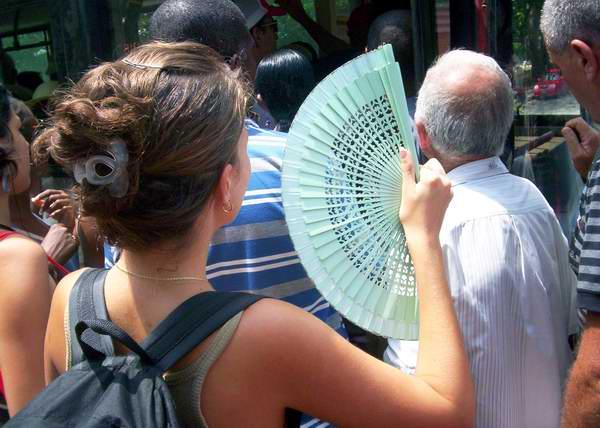 El tiempo en Cuba para el 23 de septiembre de 2017